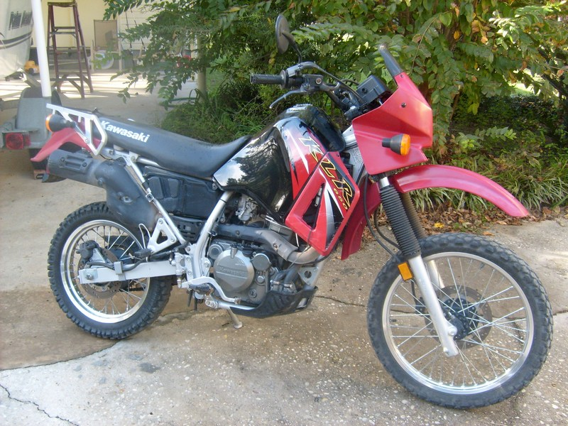 Collins Bike Sales  2005 Kawasaki KLR 650 Dual Purpose   Theft