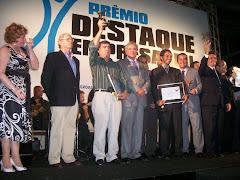 PRÊMIO DESTAQUE EMPRESARIAL SEBRAE 2007
