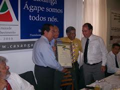 COMEMORAÇÃO 63 ANOS DO CAXANGA ÁGAPE
