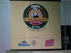 FISPAL NORDESTE/II COPA BRASILEIRA DE PIZZARÍAS ETAPA RECIFE