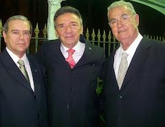 ALP HOMENAGEIA ROMÁRIO DIAS