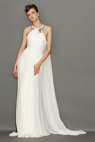 vestido novia egipcio