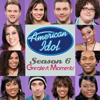 American Idol - Top 4 - Studio Recordings