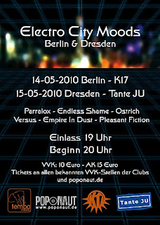 24 hours till Electro City Moods (Berlin)