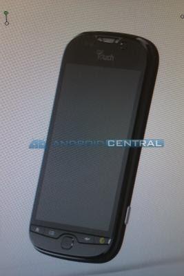 myTouch 3G HD