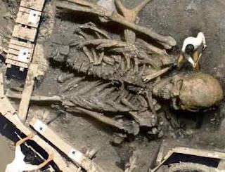 Human Bone's in Prophet Of Nuh Era
