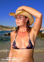 Rachel in a Malibu Strings bikini in Cabo San Lucas gallery picture