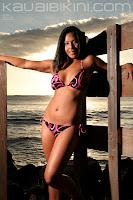 Black Lilly American Side-Tie Bikini picture