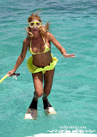 New Kimmy Use Malibu Crystal String Bikini pics gallery