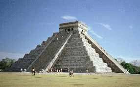 kulkukan pyramid mayan calendar 2012 end of theh earth in picture image phootshoot mysterious phenomena blog