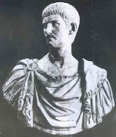 The lost tomb of the Roman emperor Caligula picture pic in phenomena in the world has been found in south of Rome