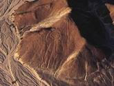 Two new geoglyphs picture pic photo image gallery found in Peru's Nazca province