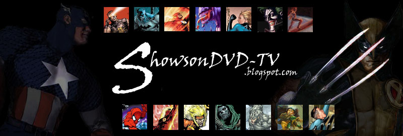 Shows on DVD-TV