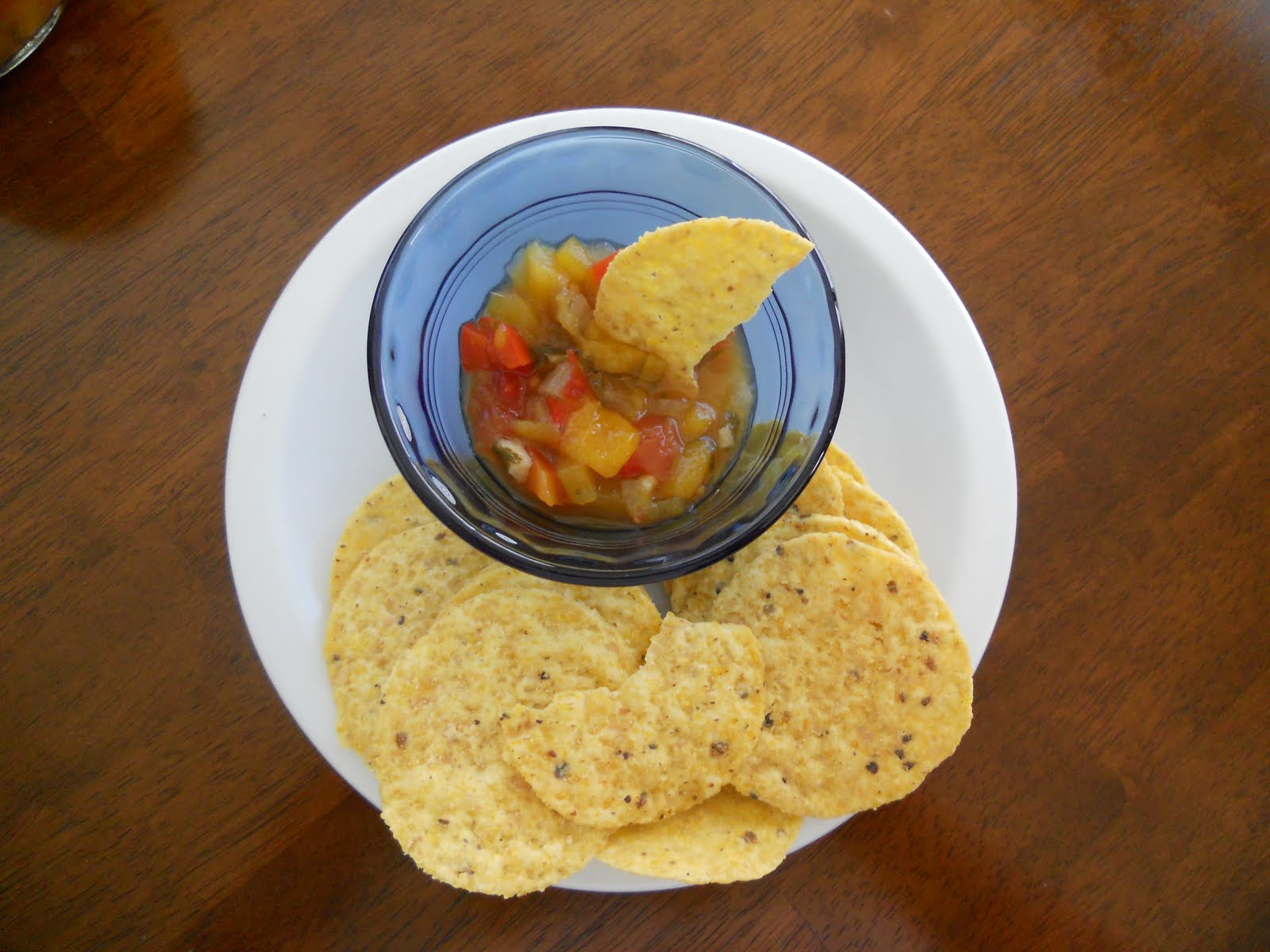 how to make canned mango salsa