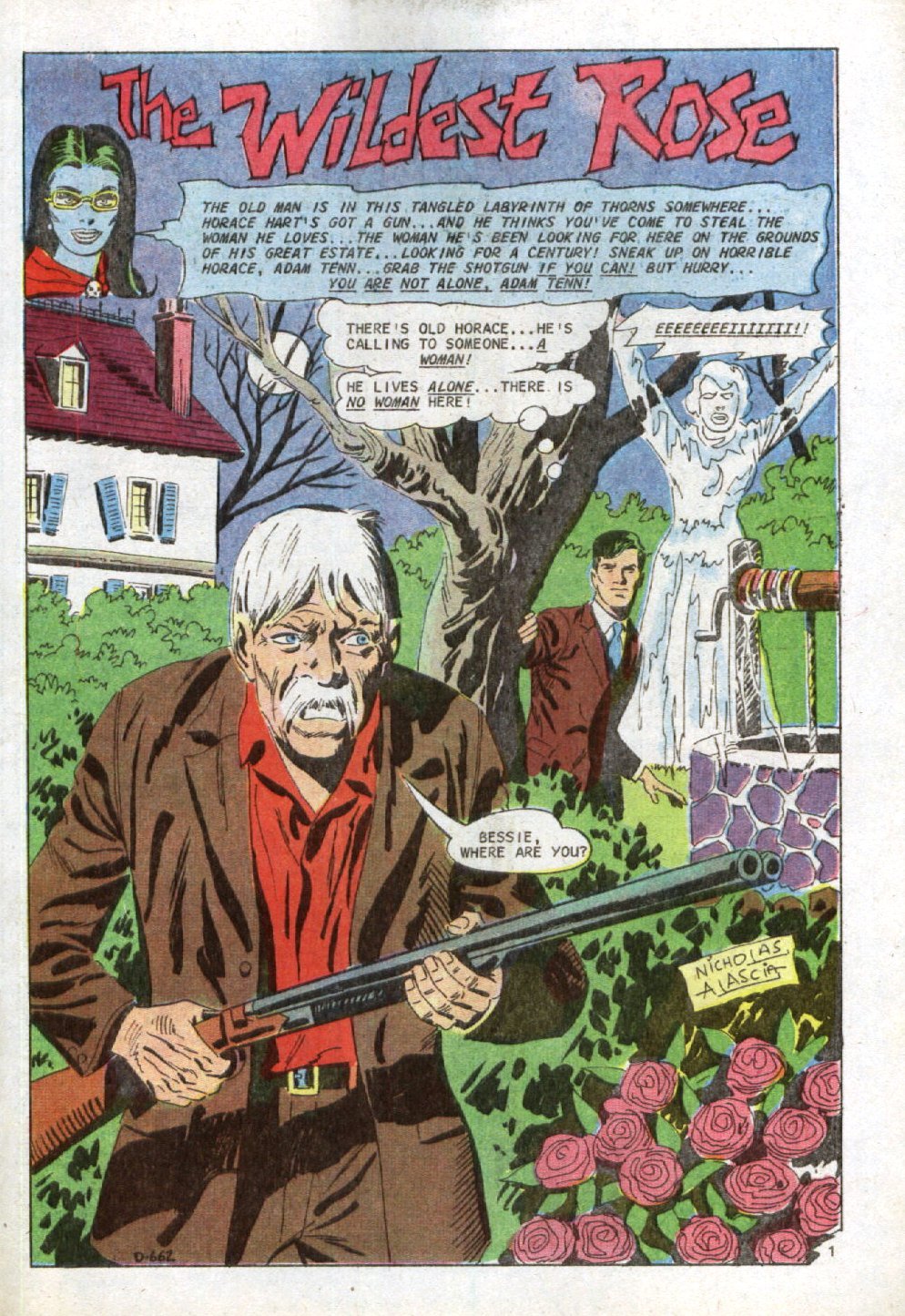 Read online Scary Tales comic -  Issue #44 - 21
