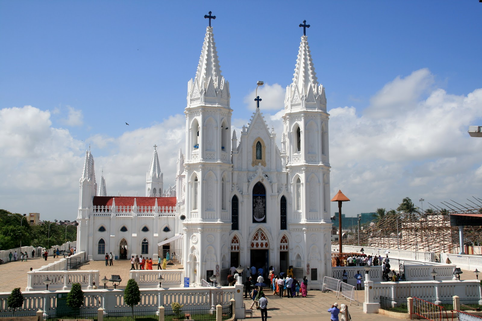 Vailankanni India  city pictures gallery : Vailankanni A Life Changing Experience!