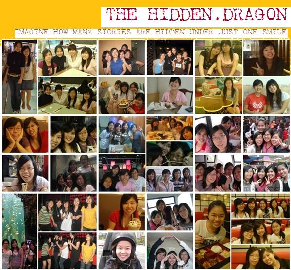 THE HIDDEN. DRAGON