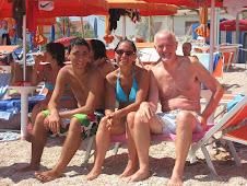 Famiglia Tubère a Marcelli (AN)