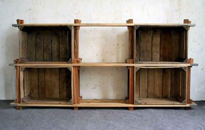 Resultado de imagen de estanterias viejas