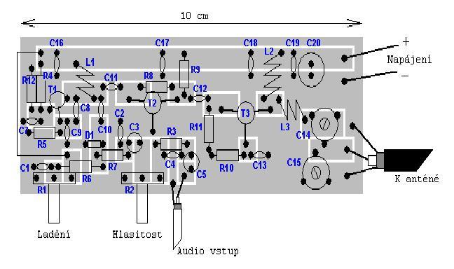 siera teknik elektronics vco fm transmiter 400mw rh sierateknik blogspot com FM Transmitter Antenna Wireless FM Transmitter