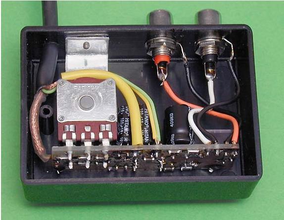 USB Amp PCB