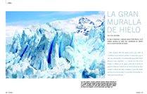 La gran muralla de hielo