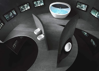 Morphosis Bath-Bathroom Design Inspiration from Jacuzzi