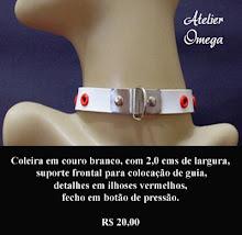 Acessórios - Coleira 12 - Atelier Omega
