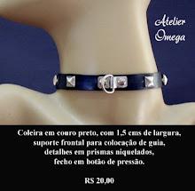 Acessórios - Coleira 14 - Atelier Omega