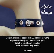 Acessórios - Coleira 15 - Atelier Omega