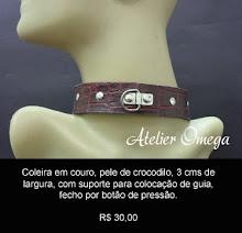 Acessórios - Coleira 27 - Atelier Omega