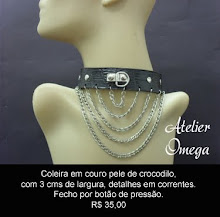 Acessórios - Coleira 30 - Atelier Omega