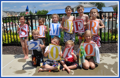Homemaking Fun Summer Pool Party