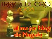EL MEJOR BLOG DE MAGALY