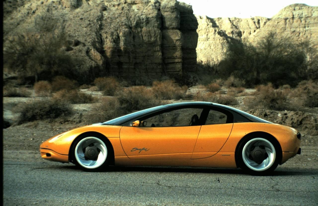 U002790 Pontiac Sunfire Concept
