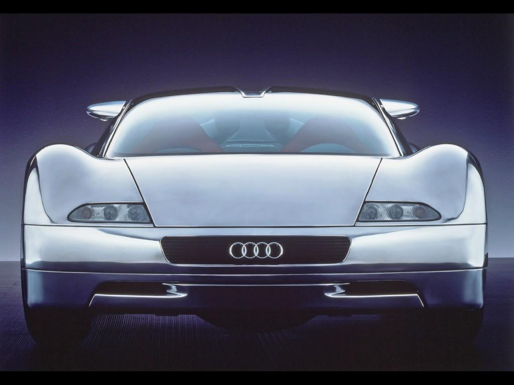 '91 Audi Avus