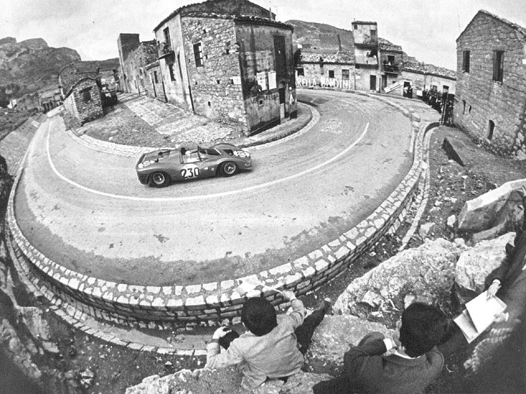 Karznshit Targa Florio
