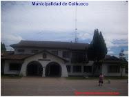 Edificio Municipalidad de Coihueco