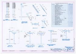 Linea 15 Kv. Detalles de Montaje