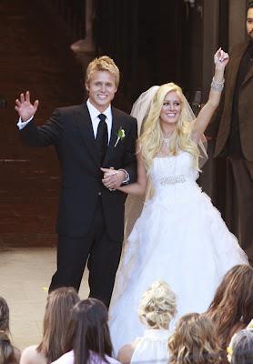 Woodva Wedddings Heidi Montag S Wedding Dress By Monique Lhuillier