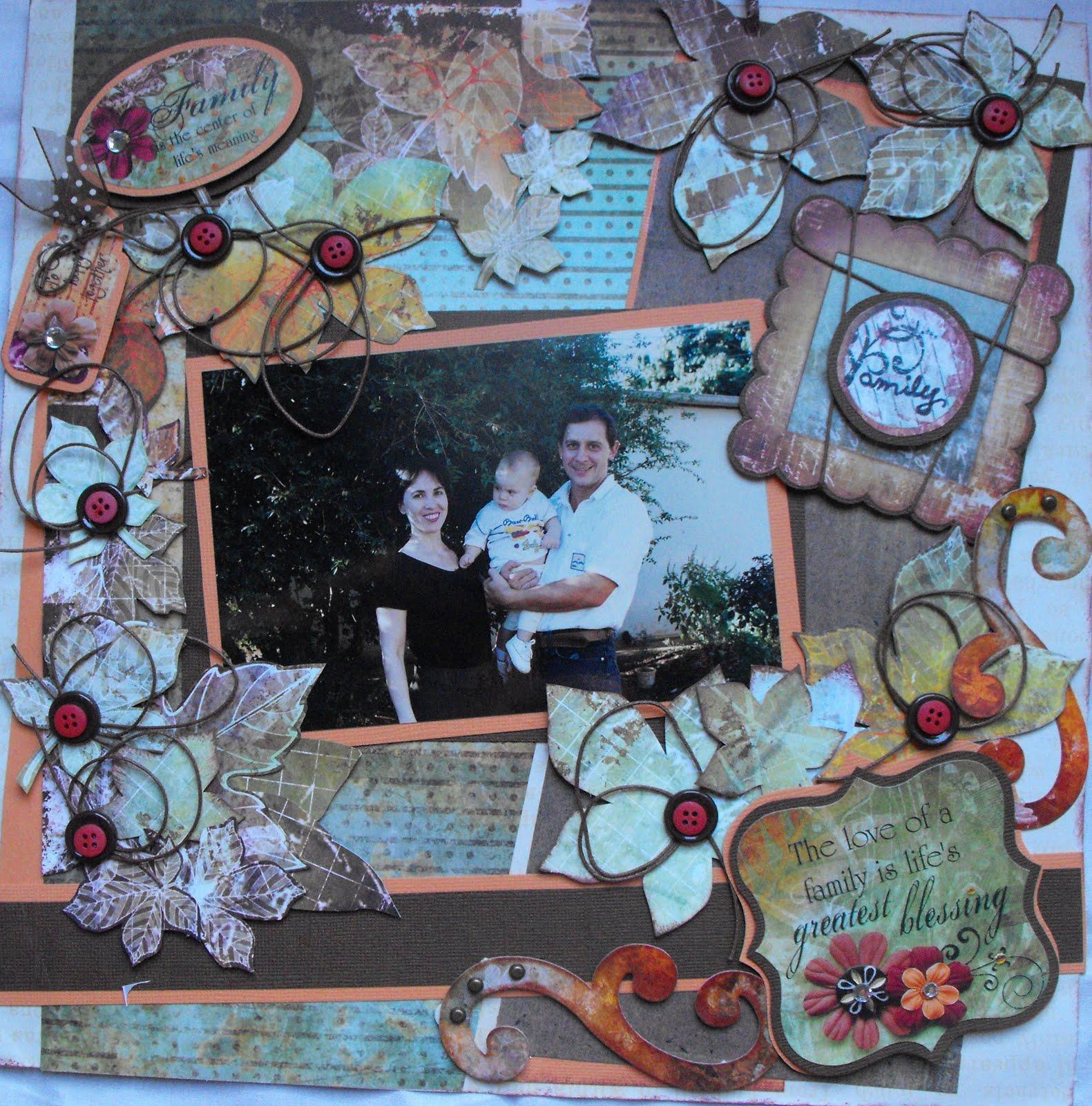 Zizi seabra scraplace s p ginas decoradas momentos for Paginas decoradas