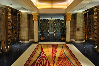 Its Interior Design Was Carried Out By Chinese Designer Khuan Chew Famous Decorator Of Great Hotels In The World Her Concept She Said Based On