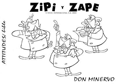 Maestra de Infantil: Zipi y Zape