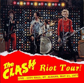 The Clash - St. Albans