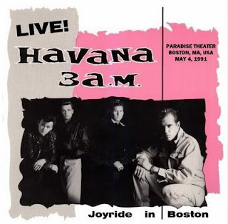 Havana 3am - Joyride in Boston