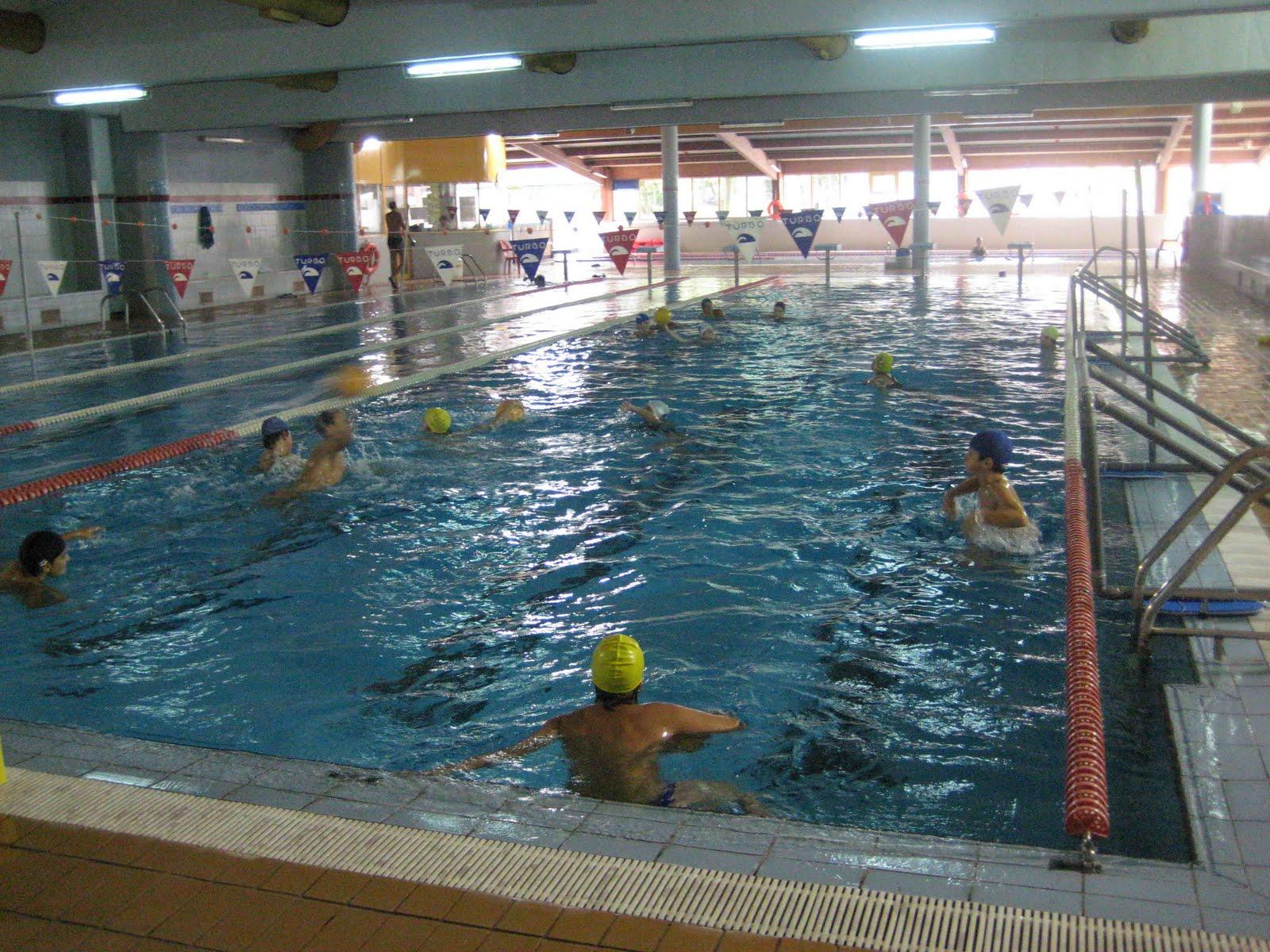 Waterpolo pontevedra blog entrenamiento infantiles del for Piscina campolongo
