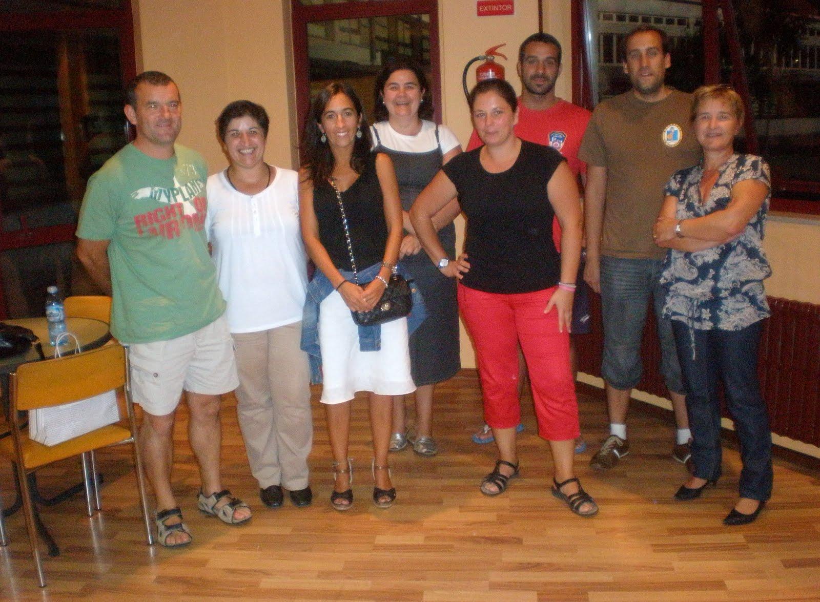 Waterpolo pontevedra blog septiembre 2010 for Piscina del carmen vigo