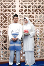 we are married.. Alhamdulillah