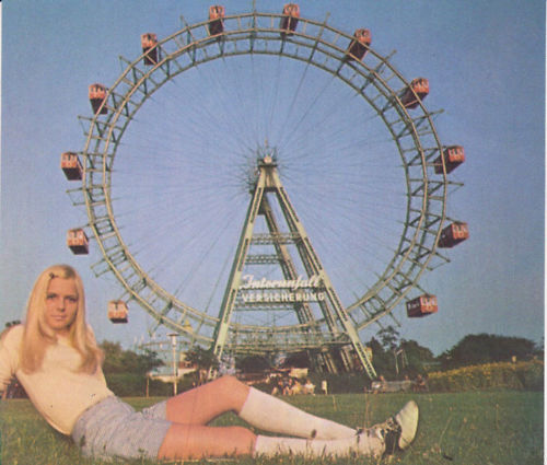 France Gall in Germany