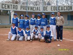LA PRE INFANTIL 2009  DE CPEF